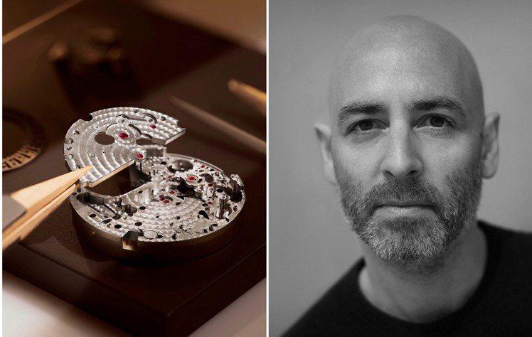 瑞士當代藝術家Zimoun以積家工坊的零件,加上工業裝置,創造了全新的「聲音雕塑...