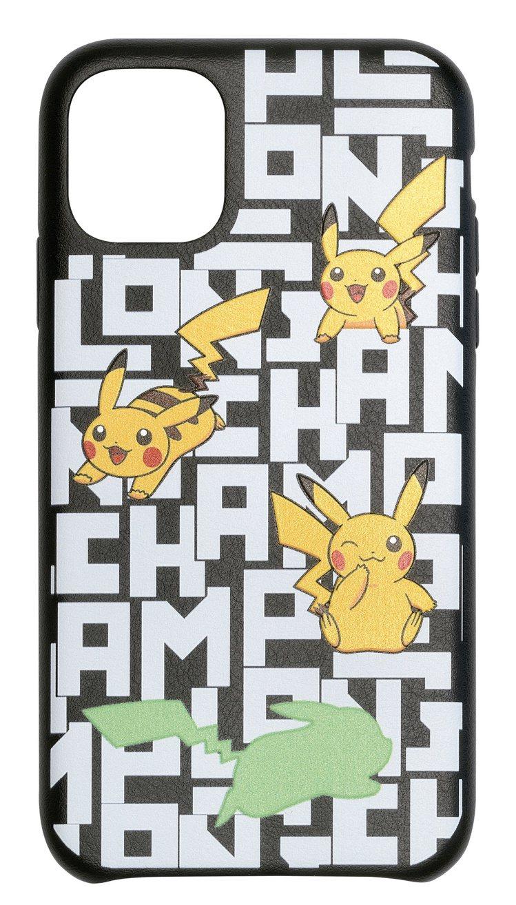 LONGCHAMP x Pokémon Le Pliage IPHONE 11手...