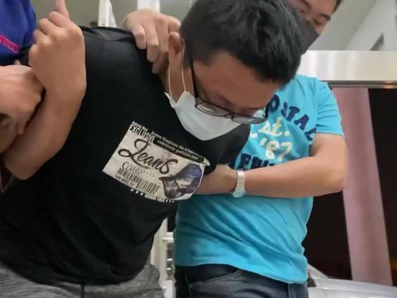台南市發生隨機擄人女大生命案,因遇害地點距離她就讀的長榮大學僅300公尺,案發後,引發學生強烈憤怒。記者周宗禎/翻攝