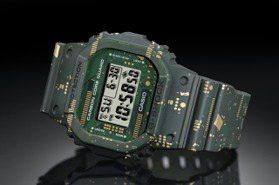 工程師必備!G-SHOCK打造首款可替換表帶、表圈腕表