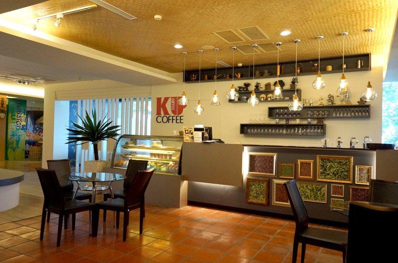 劍湖山世界今年11月1日至11月30日響應2020台灣咖啡節,率先推出主題樂園喝咖啡享優惠促銷活動。圖/劍湖山世界提供