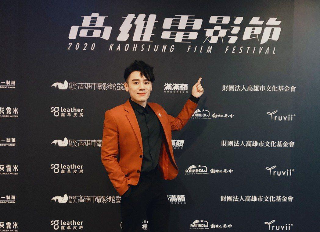 邱志宇去年以「我的靈魂是愛做的」提名金馬最佳新人獎,結果這一年反而沒太多工作,還...