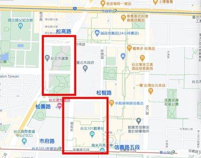 台北假如每周新增15例不明感染源本土確診個案,市府和101周邊圍成兩圈,進行道路...