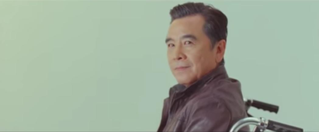 姜大衛曾客串周杰倫電影「天台」。圖/摘自YouTube