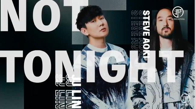 林俊傑新歌線上演唱會尾聲,搶先曝光新歌teaser,邀來國際級電子音樂家史蒂夫青...