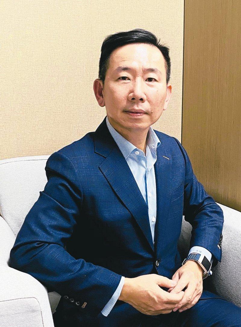 中信銀新任法金執行長楊銘祥(本報系資料庫)