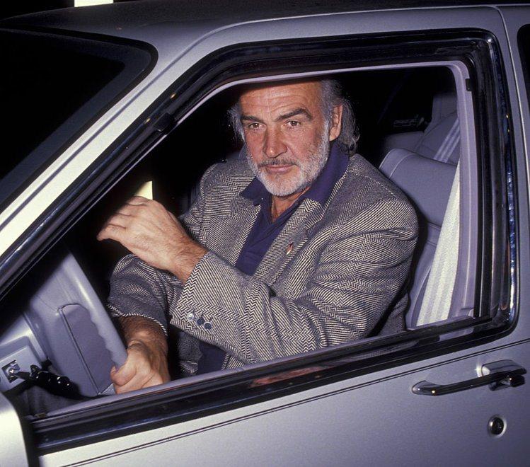 英國廣播公司報導,英國演員史恩康納萊(Sir Sean Connery)31日去...