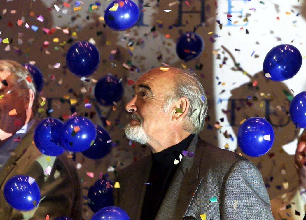 英國廣播公司報導,英國演員史恩康納萊(Sir Sean Connery)31日去