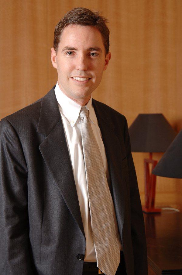 富蘭克林高科技基金經理人,富蘭克林股票團隊副總裁馬特.摩伯格。