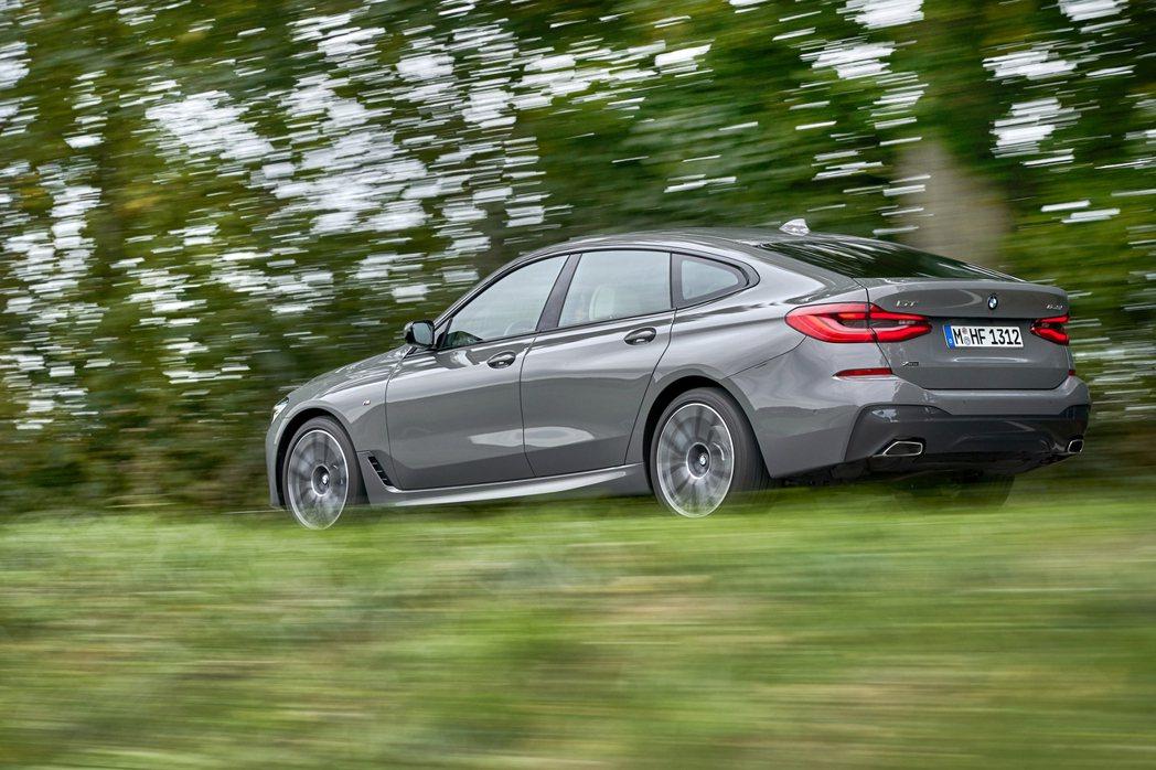 小改款BMW G32 6 Series Gran Turismo預計將於11月中...