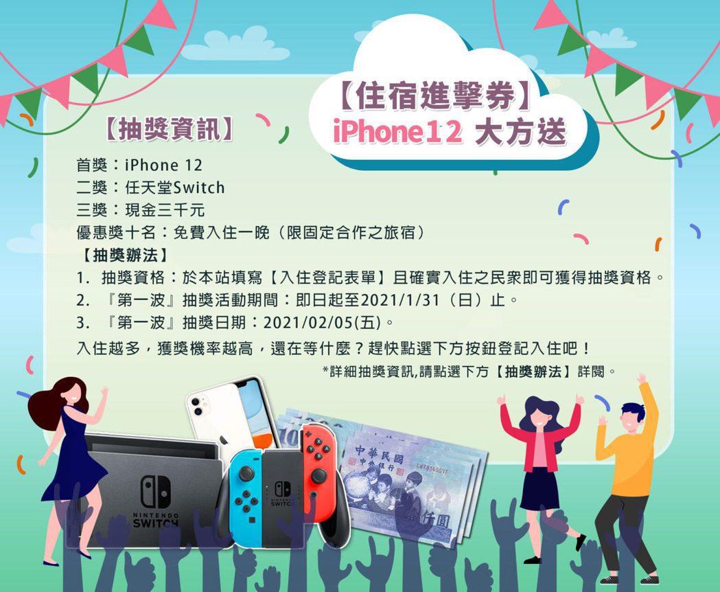 圖/取自安心遊2.0官網