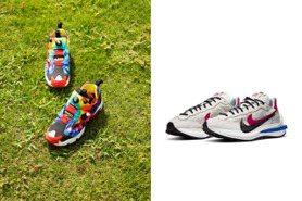 話題聯名球鞋報到!設計師、潮牌攜手運動品牌顛覆風格