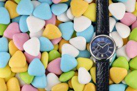 心跳的瞬間 康斯登新款Ladies Automatic腕表 分秒浪漫