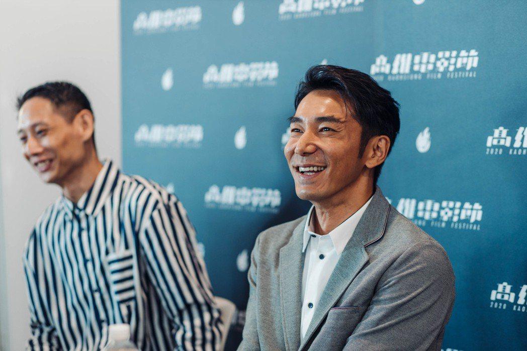 李李仁為拍攝「迷失安狄」扮演變性人減重,每天上戲前並花5小時化妝戴假髮,犧牲不小...