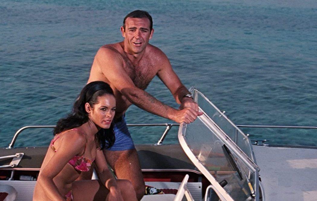 史恩康納萊曾因007「霹靂彈」前往巴哈馬出外景。圖/摘自imdb