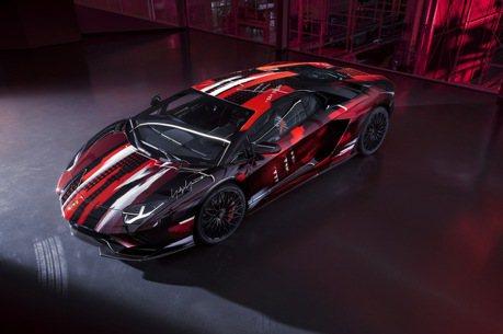 時尚聯名再一發Lamborghini x 山本耀司!推出Aventador S彩繪車與周邊聯名服飾