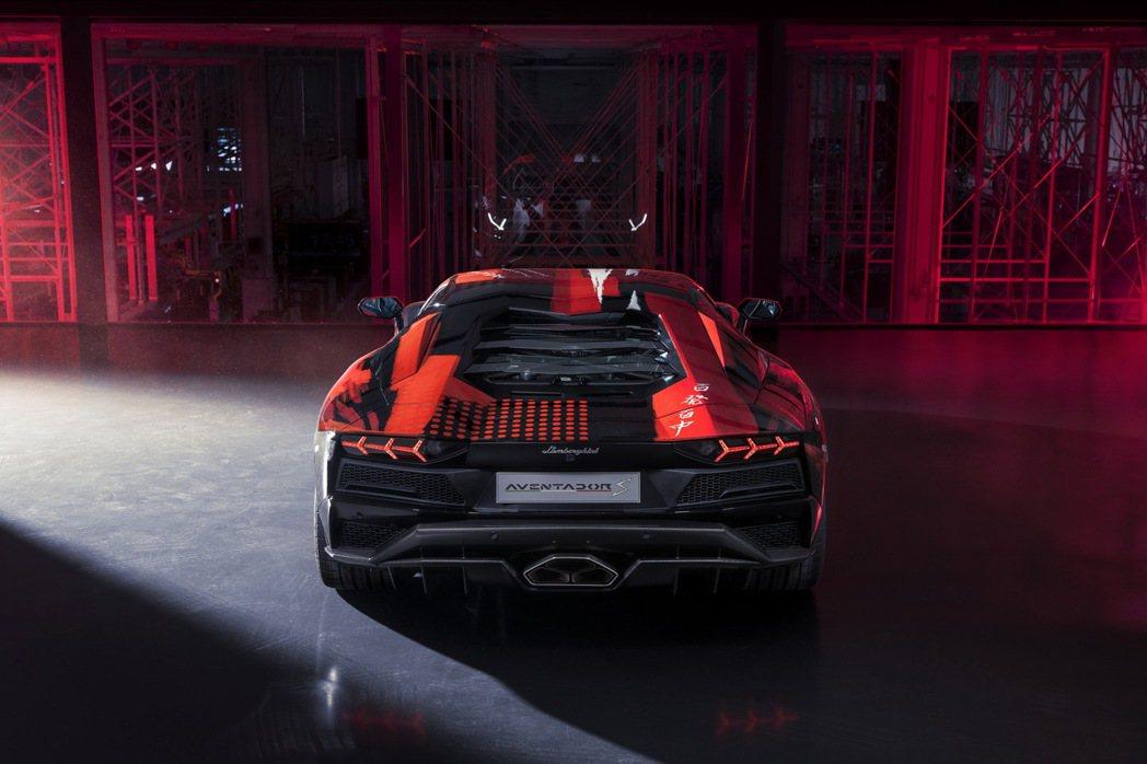 圖/Lamborghini提供