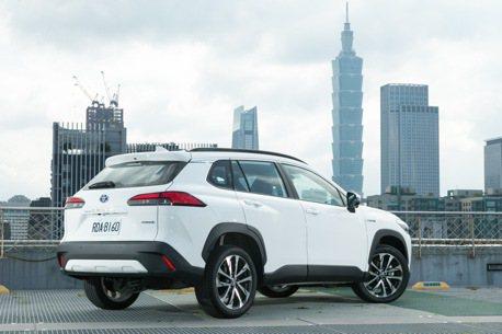 創銷售新紀錄 Toyota Corolla Cross上市不到半年賣破2.5萬輛!