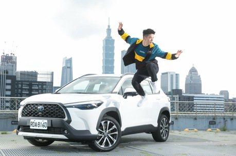 TOYOTA Corolla Cross x JR紀言愷 人生第一台休旅車