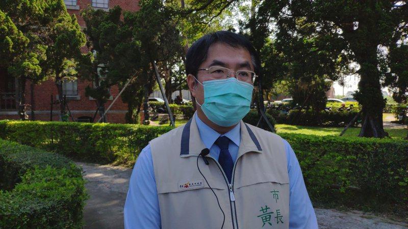 女大生命案家屬將來台,台南市長黃偉哲表示,尊重家屬前提,市府全力提供必要協助。記者謝進盛/攝影