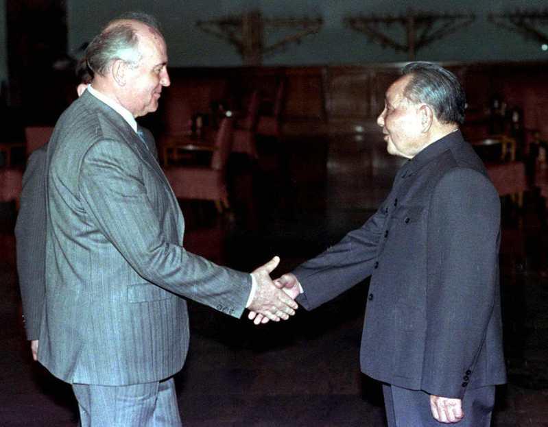 連胡會後發表「連胡會談新聞公報」,前言有一句話「正視現實,開創未來」,這八個字其實是出自於鄧小平1989年在人民大會堂會見蘇聯總書記戈巴契夫時的談話。路透