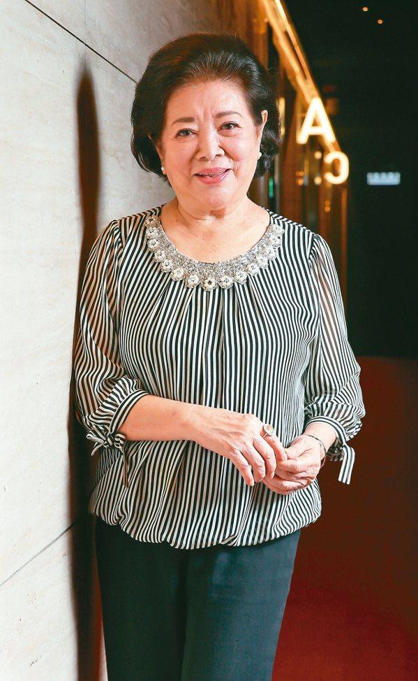 資深藝人陳淑芳今年獲得金馬獎最佳女主角、女配角提名。 圖/林澔一 攝影