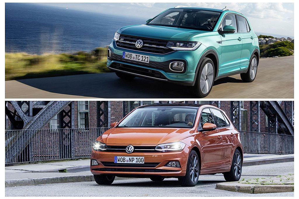 台灣福斯汽車實施「四重0用金」購車優惠方案,擁有Polo和T-Cross指定車型...