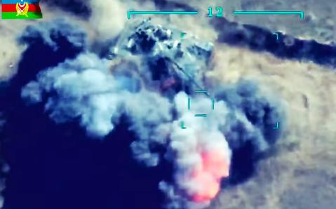 高加索「無人機大戰」:無情擊潰亞美尼亞的新.機戰未來?