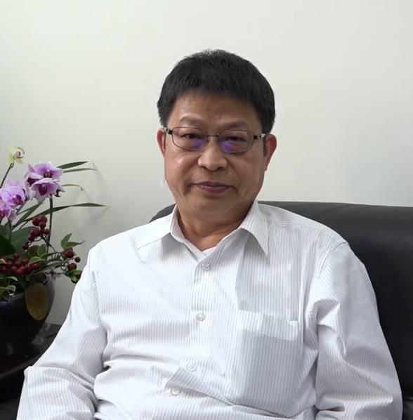 農業委員會科技處處長王仕賢博士。