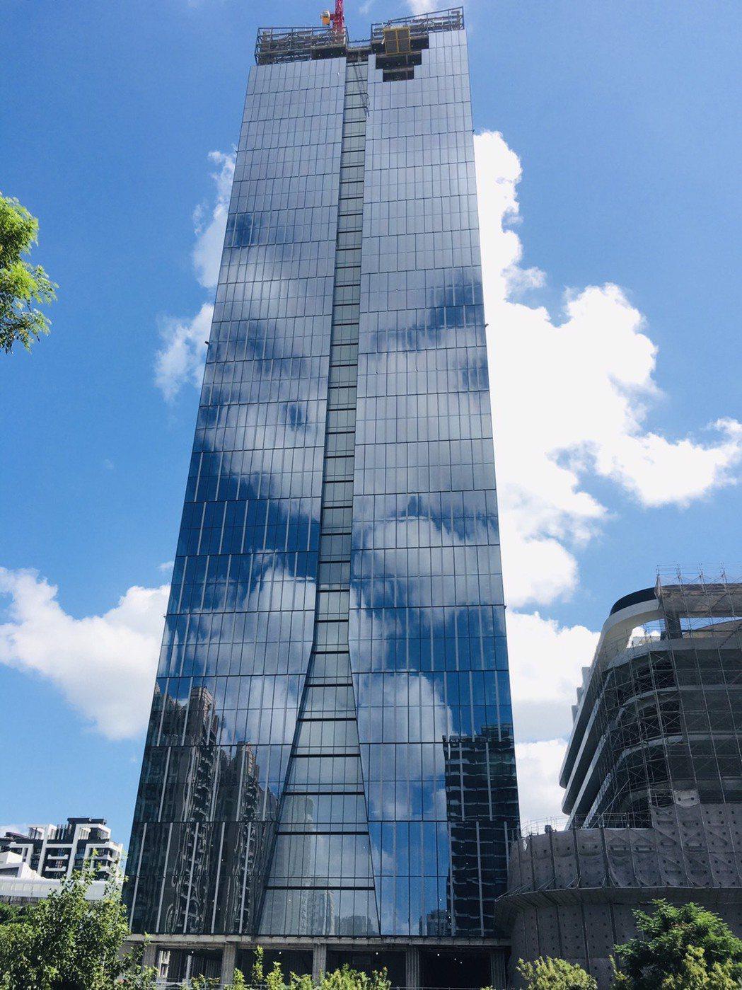 新莊宏匯思源 i-Tower。 台灣一川/提供