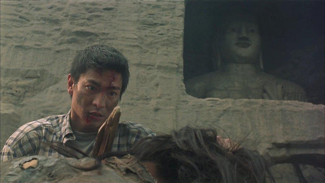 《大隻佬》有一幕是主角盛怒下殺紅了眼的驚醒。