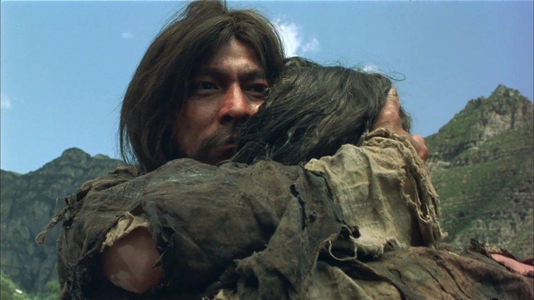 最後了因能夠擁抱孫果,一方面他不想把仇恨延續下去,另一方面亦是為自己積福。