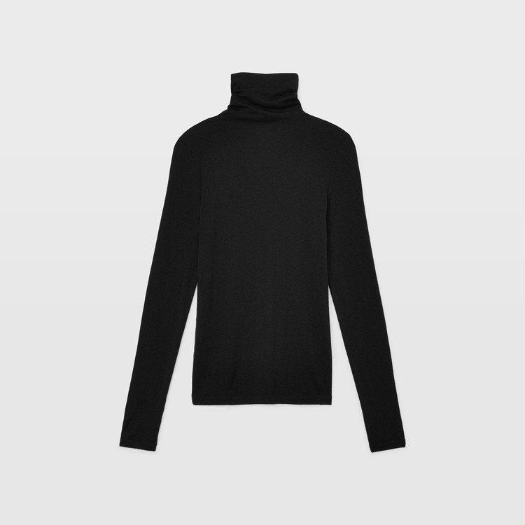 高領上衣。圖/Club Monaco提供