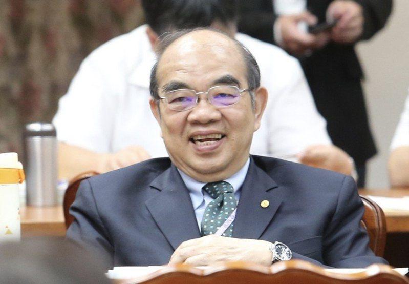 前教育部長吳茂昆拔管,也間接造成自己下台。圖/聯合報系資料照片