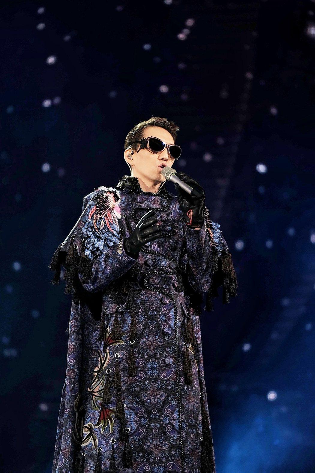 林志炫以演唱會LIVE錄音形式完成新專輯「ONEtake2.0」。圖/炫音音樂提...