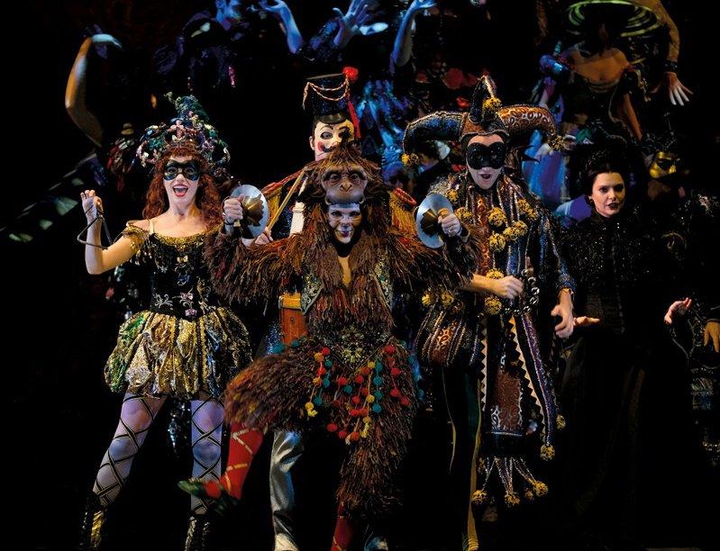 經典音樂劇「歌劇魅影」如期來台巡演,演員群、技術團隊目前已經全數抵台,進行14天隔離。圖/寬宏藝術提供