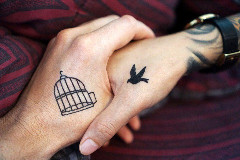 美好的愛情是在彼此相容中仍保有自我 圖/pixabay
