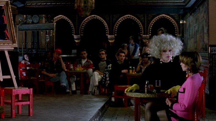 《高跟鞋》劇照。 圖/IMDb