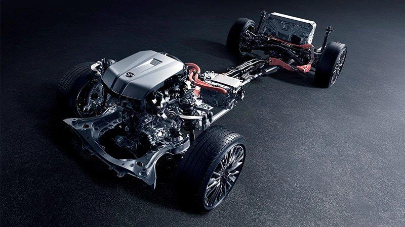 3.5升V6 Multi Stage Hybrid(鋰離子)系統。 圖/Toyo...