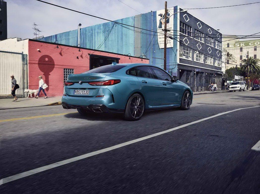 2021年式BMW 2系列Gran Coupé,提供低月付9,900元起多元分期...