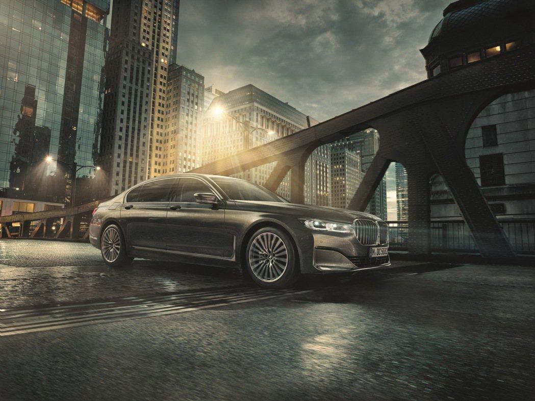 全新2021年式BMW 7系列Exclusive Edition層峰旗艦版,提供...