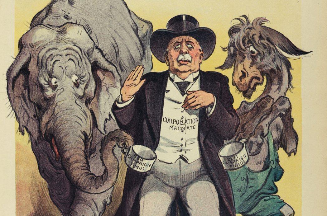 在美國的政治術語當中,習慣將共和黨佔選票優勢的州份稱之為「紅州」(red sta...
