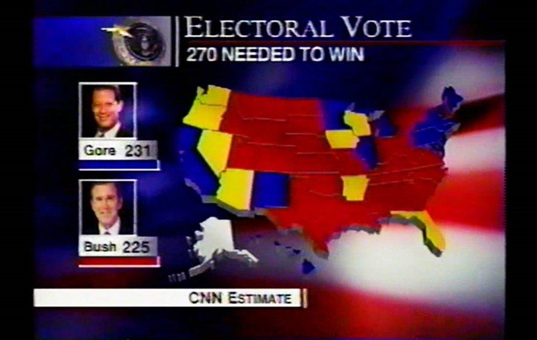 紅藍色之於兩大黨來說,其實並沒有固定的配色歷史傳統,共和黨等於紅色、民主黨等於藍...