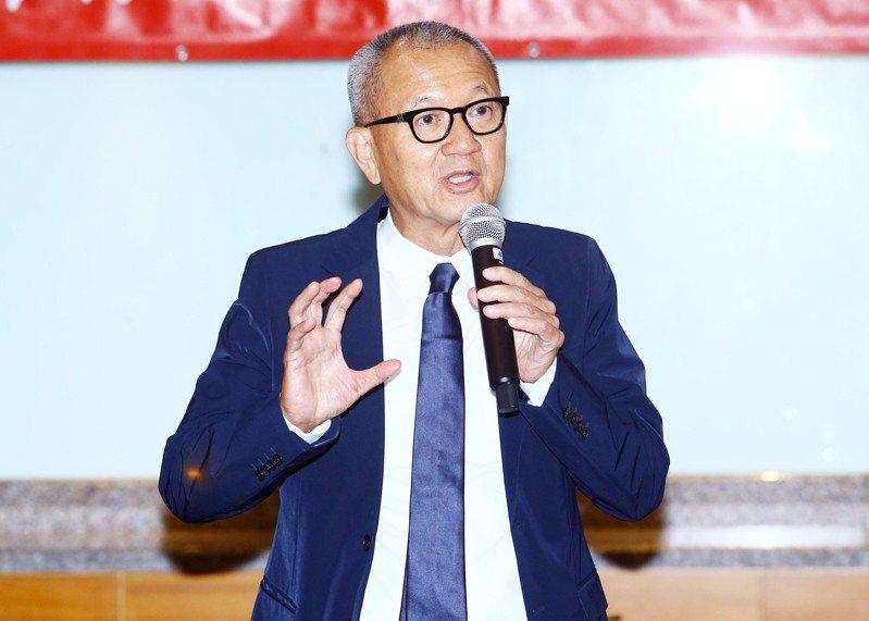國巨董事長陳泰銘。記者杜建重攝影/報系資料照
