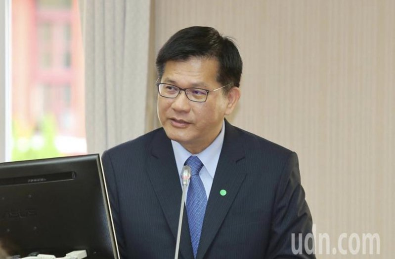 交通部長林佳龍。聯合報系資料照