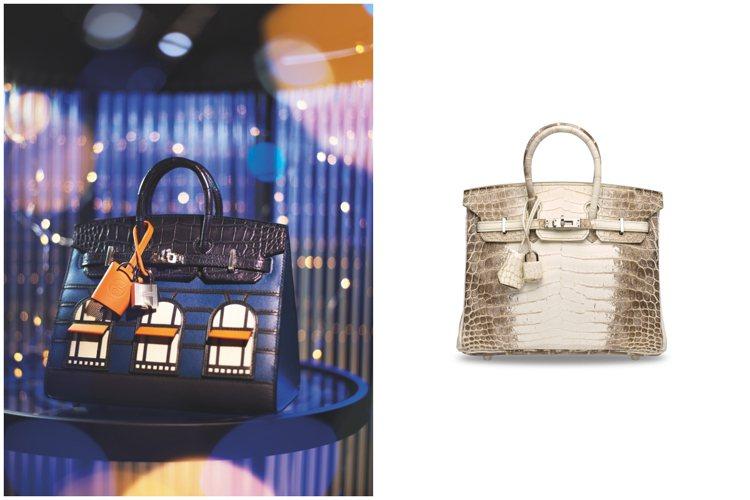 佳士得香港秋拍,將於11月27日舉辦「典雅傳承:手袋及配飾」專場拍賣。圖/佳士得...
