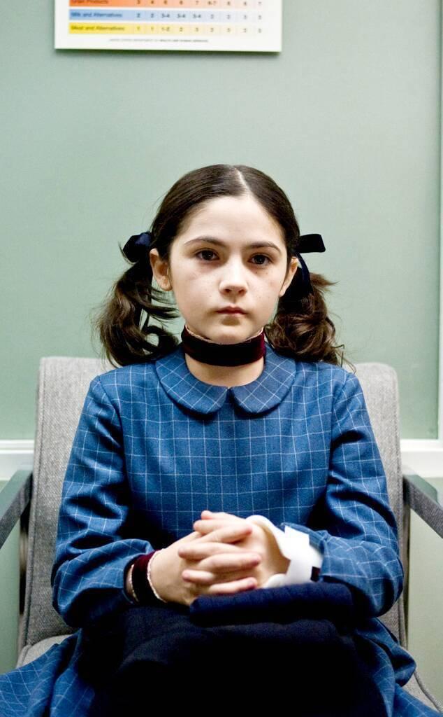 伊莎貝拉弗爾曼當初在「孤兒怨」的表演相當駭人。圖/摘自推特