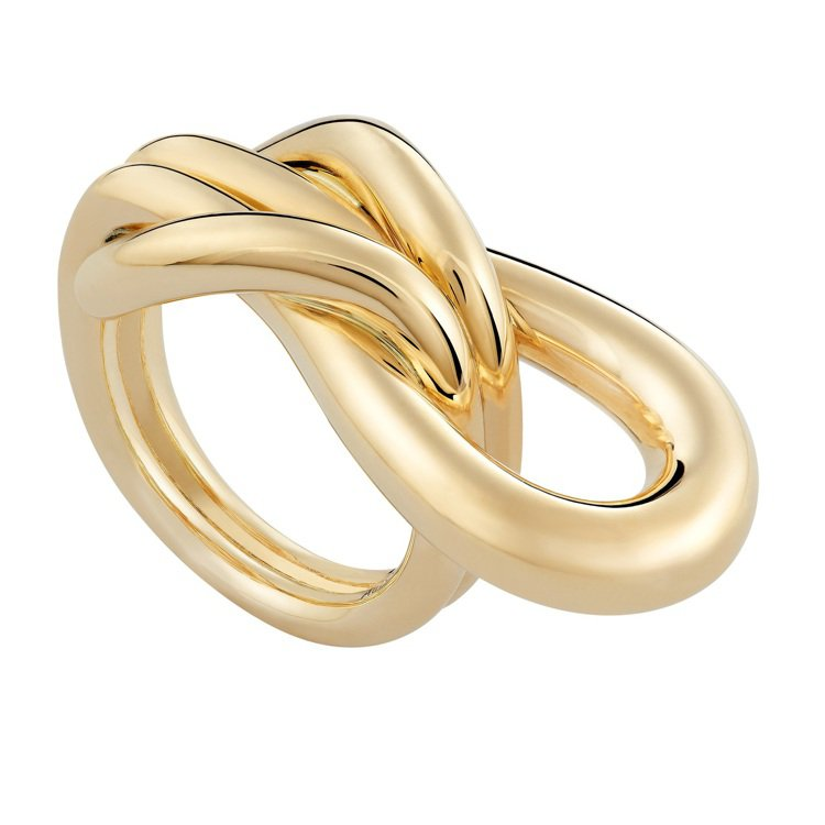 Chance Infinie別注系列黃金戒指,24萬2,300元。圖/斐登提供