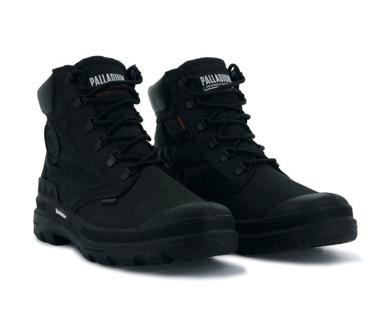 PAMPA X TECH BDM系列鞋4,880元。圖/PALLADIUM提供