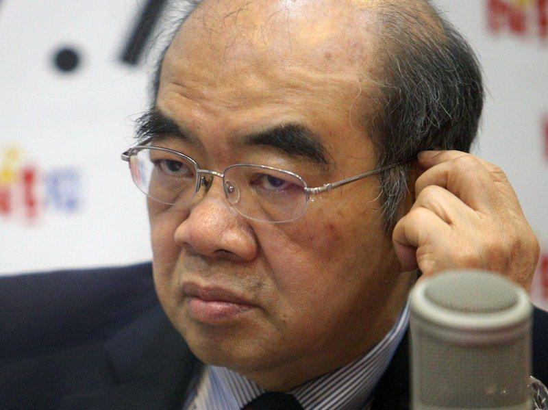 教育部前部長吳茂昆與其學生私下成立師沛恩生技公司,違法侵占東華大學專利,雙方去年和解。 圖/聯合報系資料照片